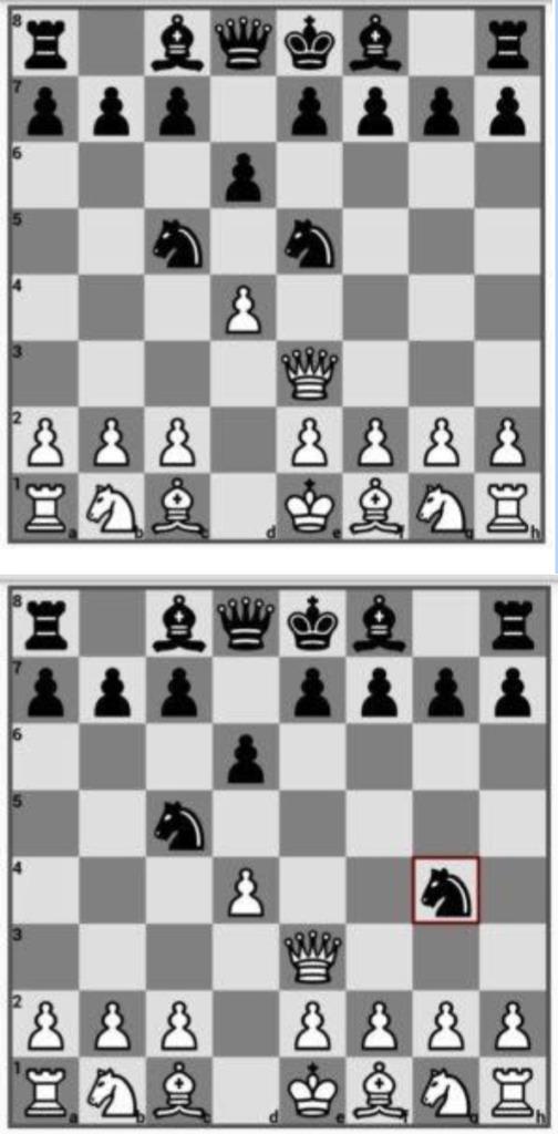 échecs débutant