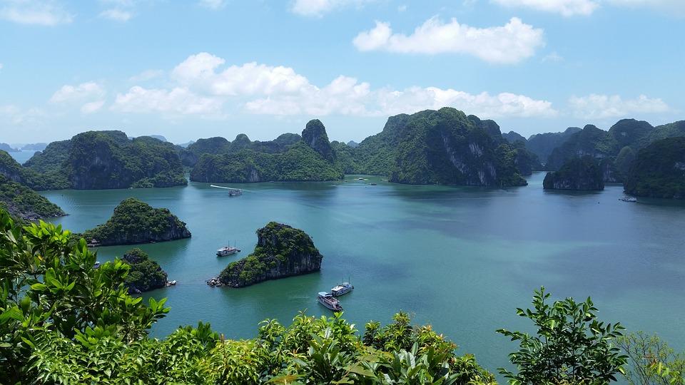 îles du Vietnam