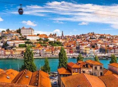 Week-end en amoureux à Porto au portugal