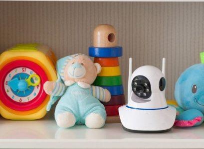 Babyphone vidéo pour bébé