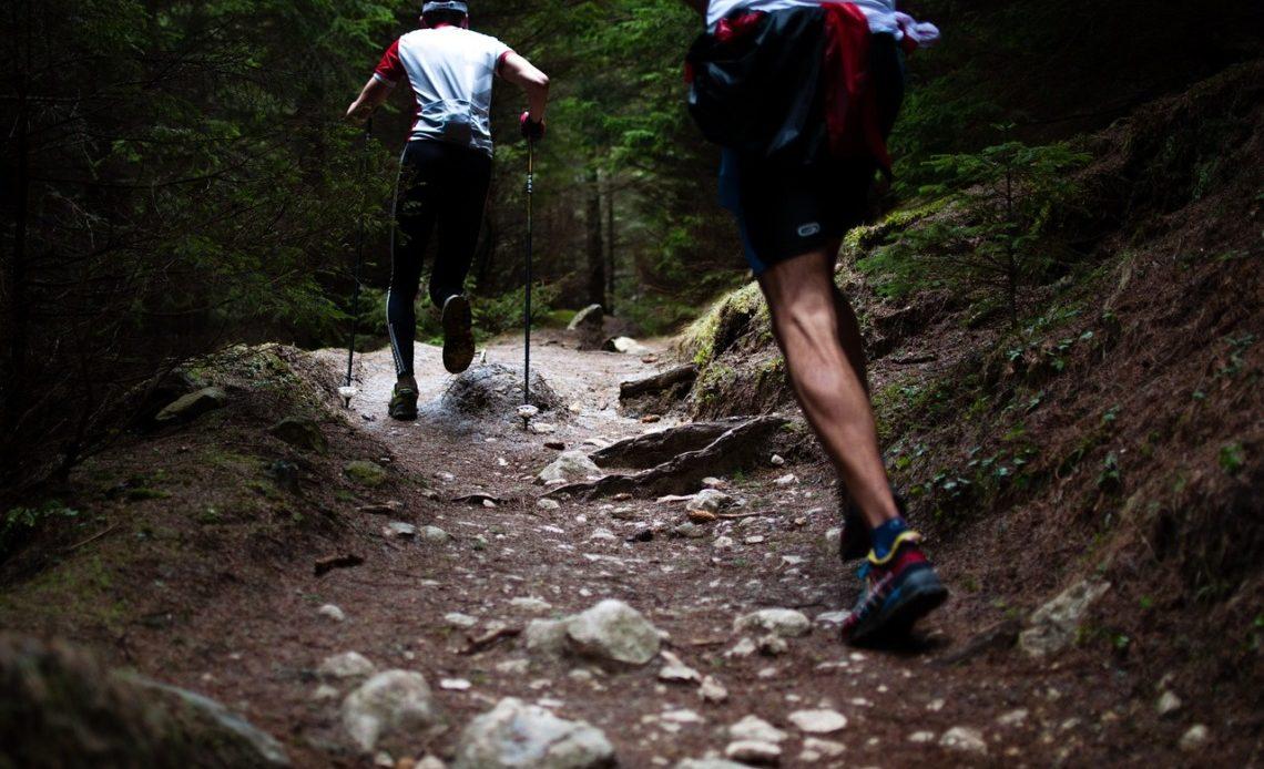 La course de trail