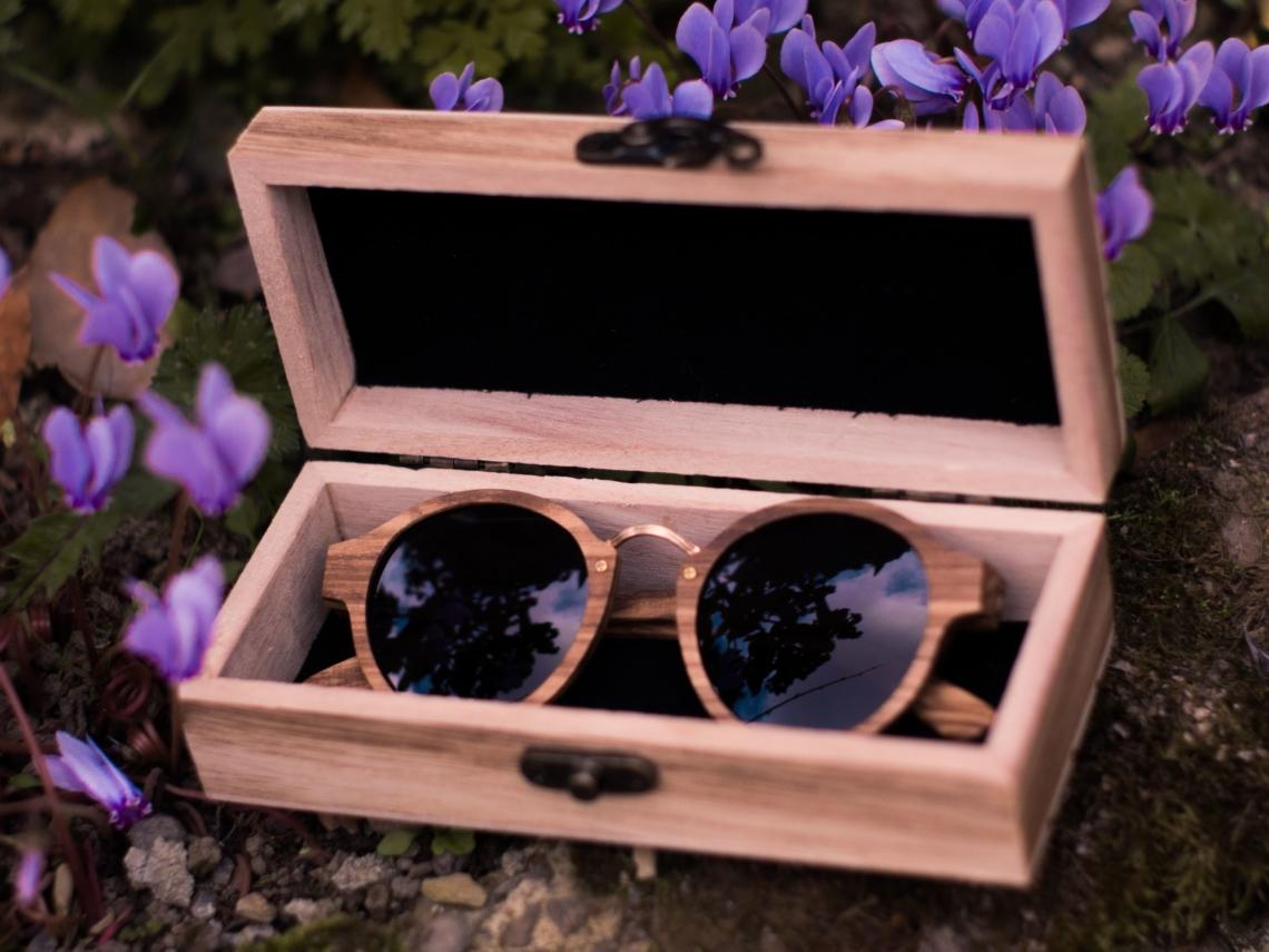 lunettes en bois bambou thewoodstock