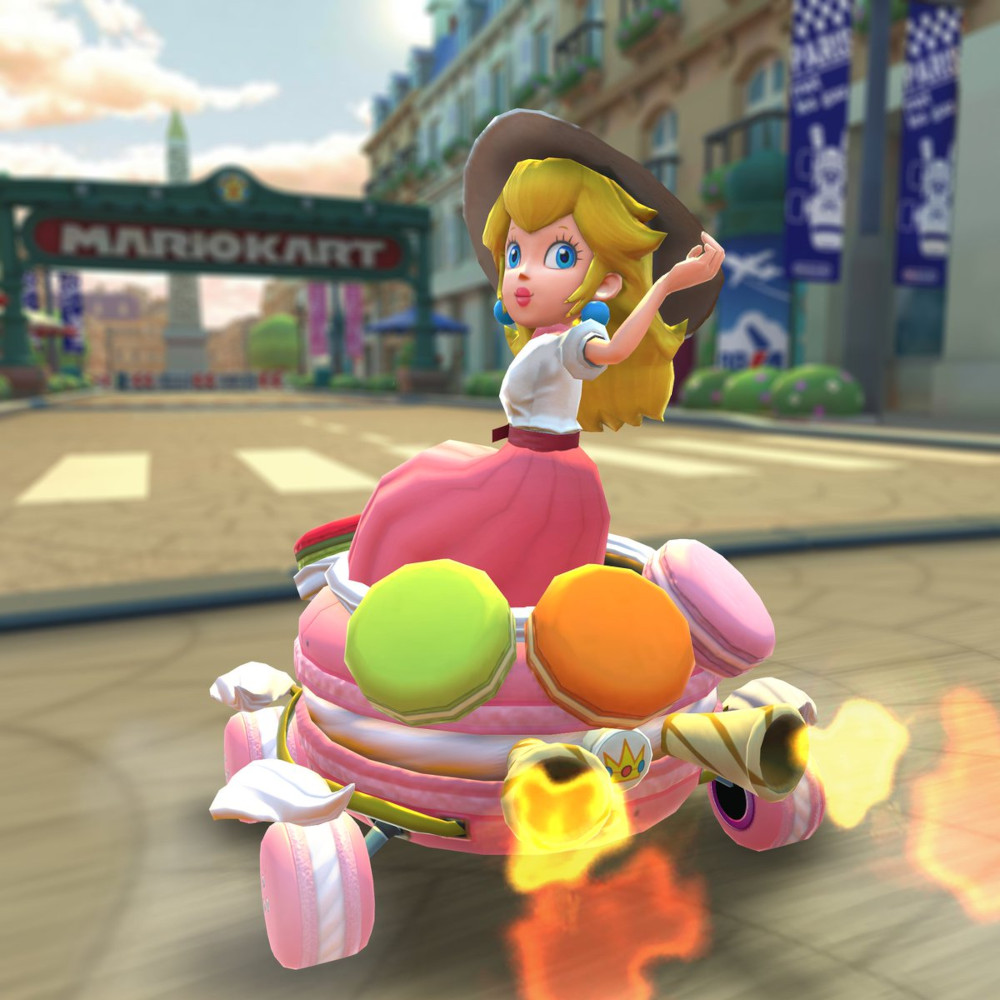 Princesse Peach Toadstool