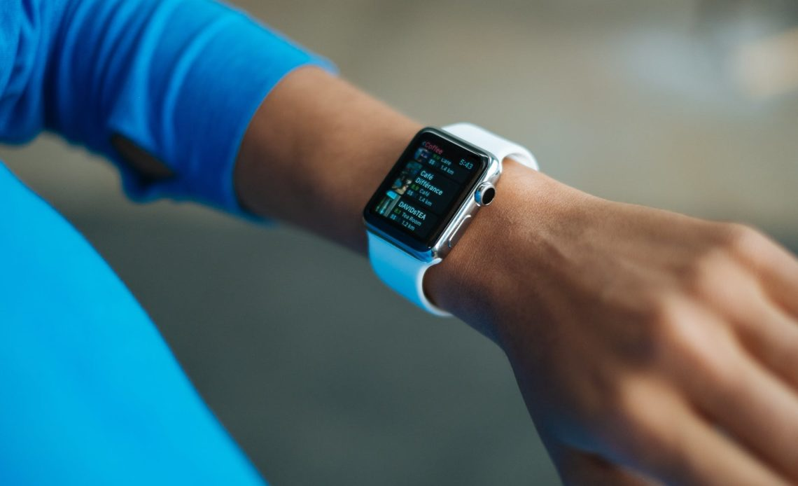 Smart watch pour faire du sport