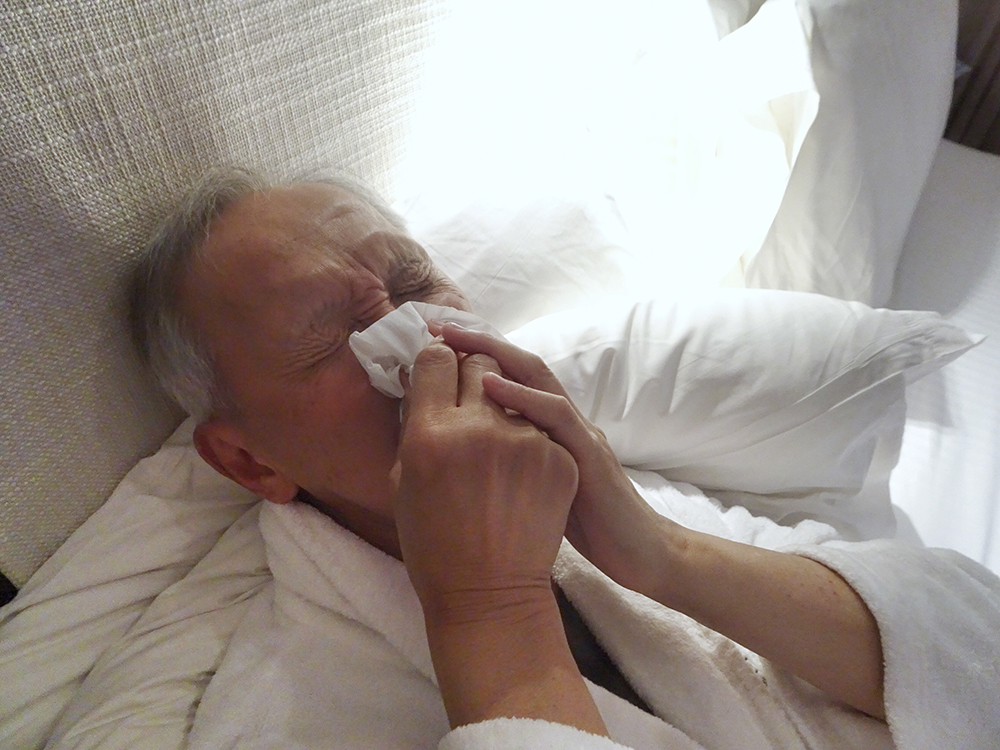allergie et sommeil
