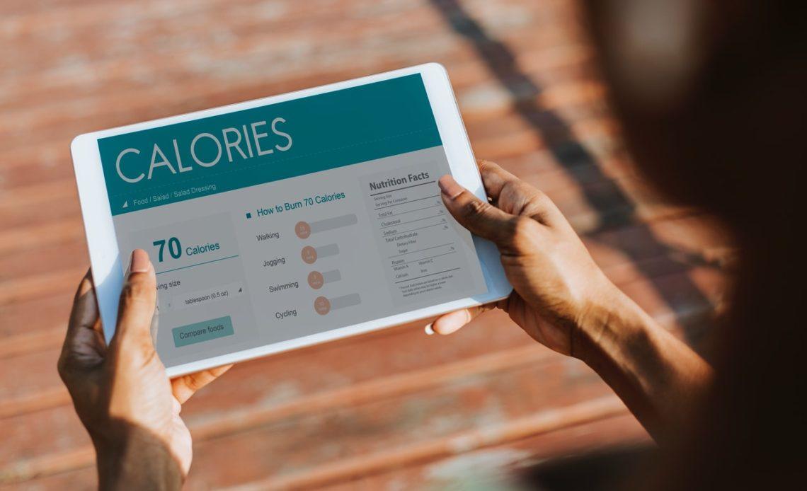 application suivi calories