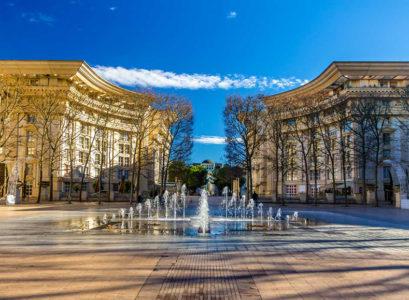 architecture moderne Montpellier