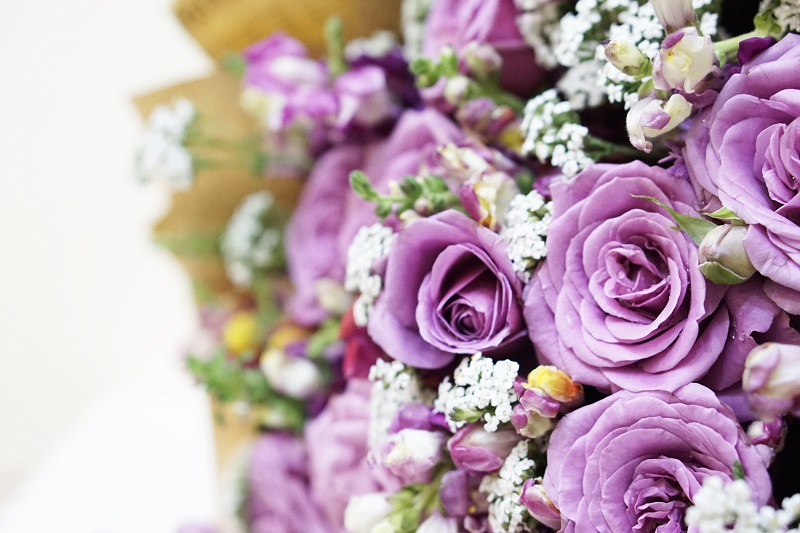 Bien choisir un bouquet de fleurs