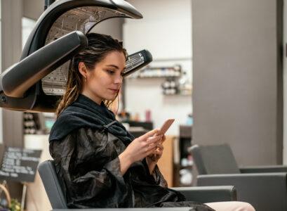 casque coiffure