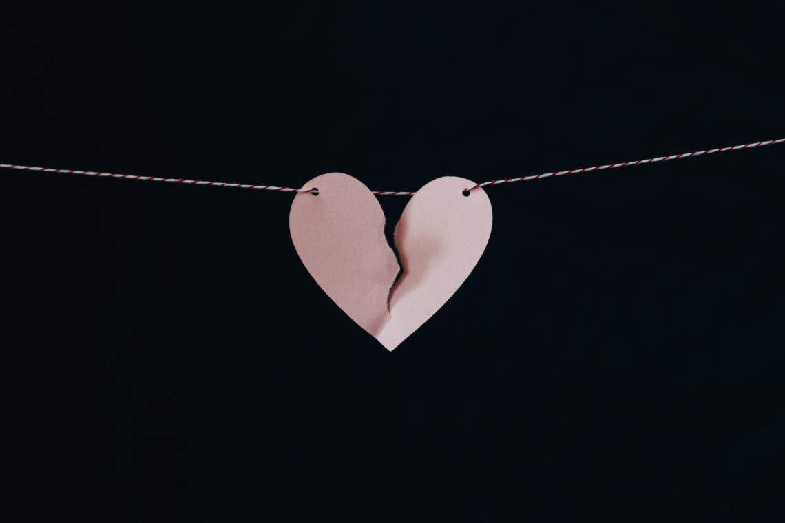 Cœur déchiré