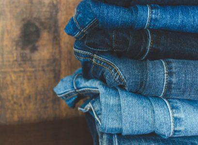 couleurs des jeans bleus