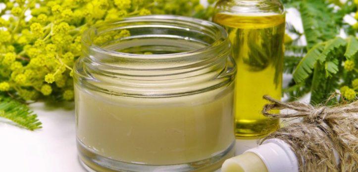 Crème visage pour l'aloe vera bio