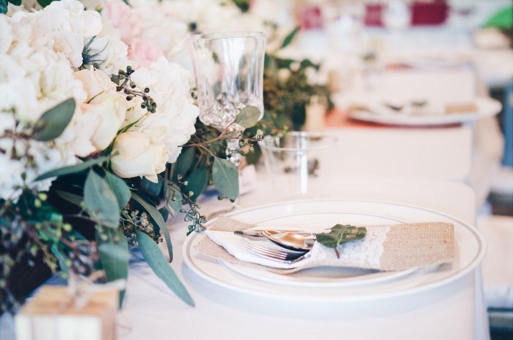 décoration pour un mariage