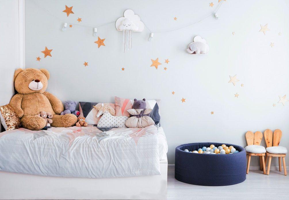 désencombrer chambre enfant