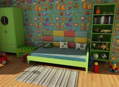 décorer une chambre