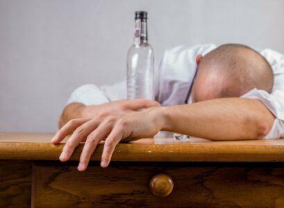 employée alcoolique