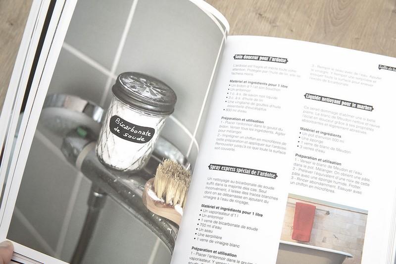Fabriquer ses produits ménagers maison