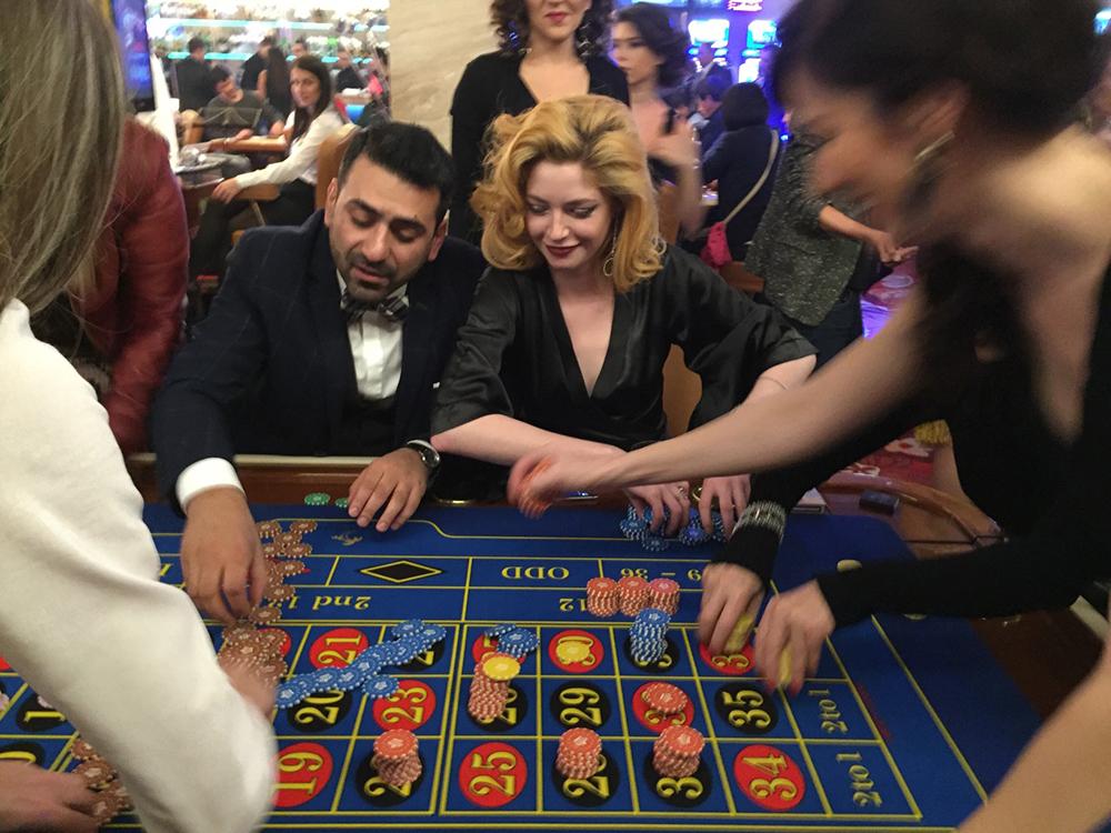 femme et casino