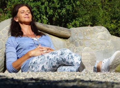 femme relax