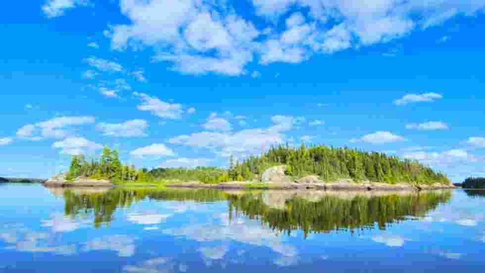 lac duparquet