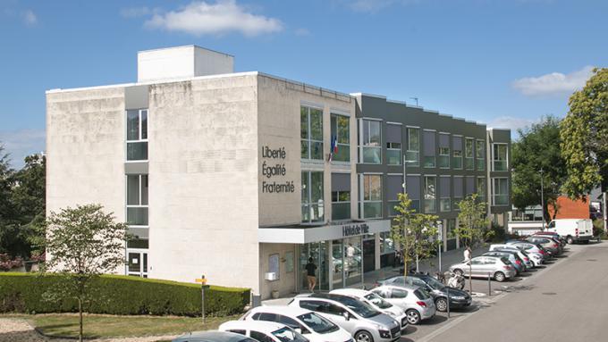 mairie Mont-Saint-Aignan