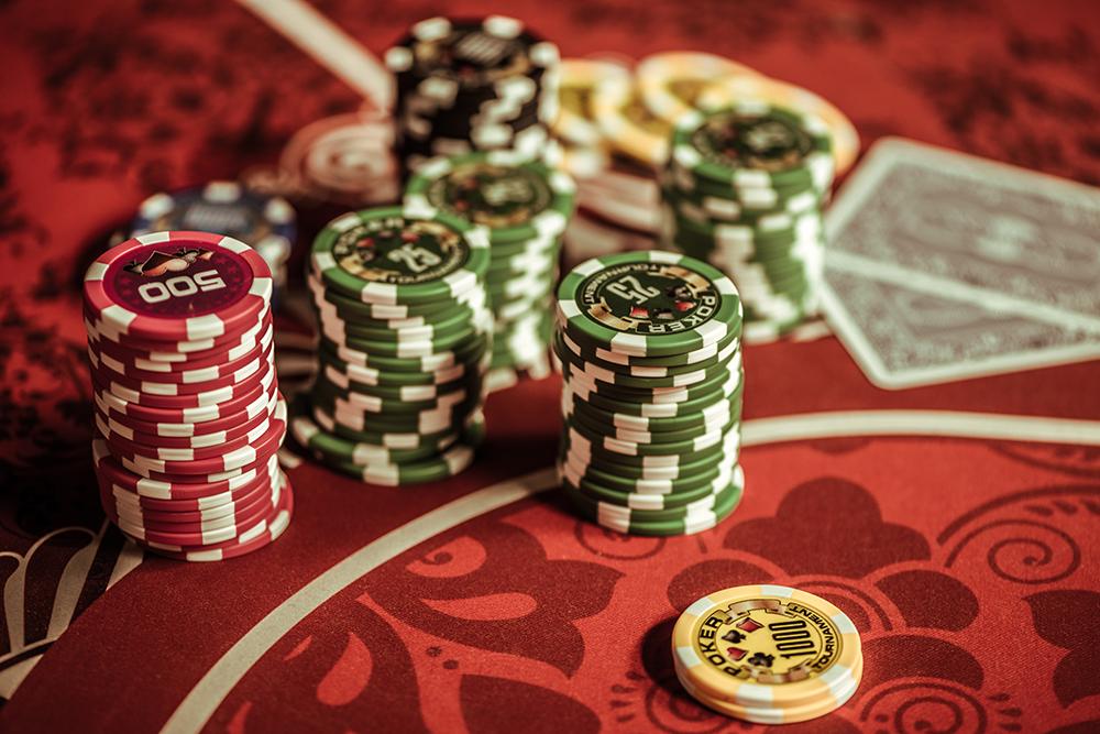 perdre au casino