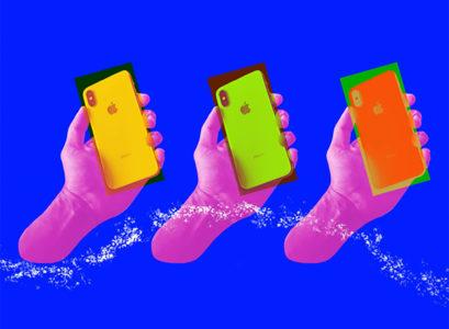 personnaliser iphone