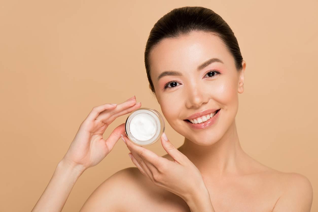 layering soin visage venant du japon