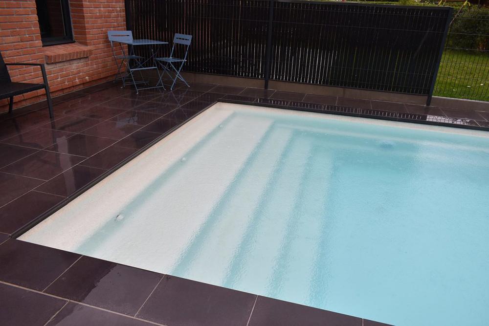 piscine préfabriquée