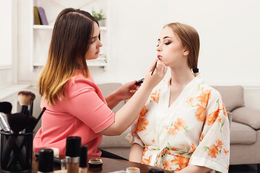 pro du maquillage