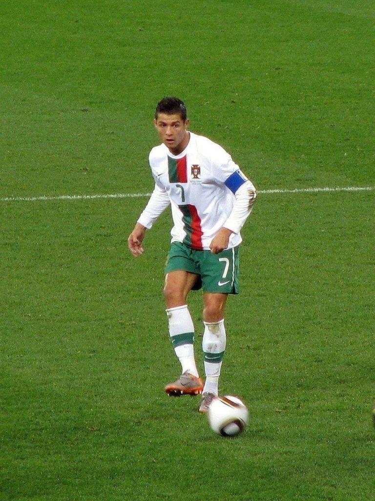 records battus par Cristiano Ronaldo
