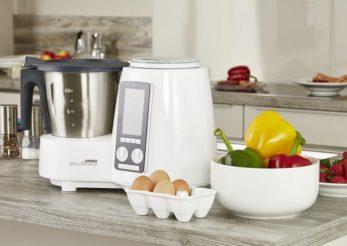 Robot cuiseur multifonctions : Delimix Supercook QC 360 d'Electropem