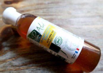 Utiliser un shampoing à l'aloé vera bio