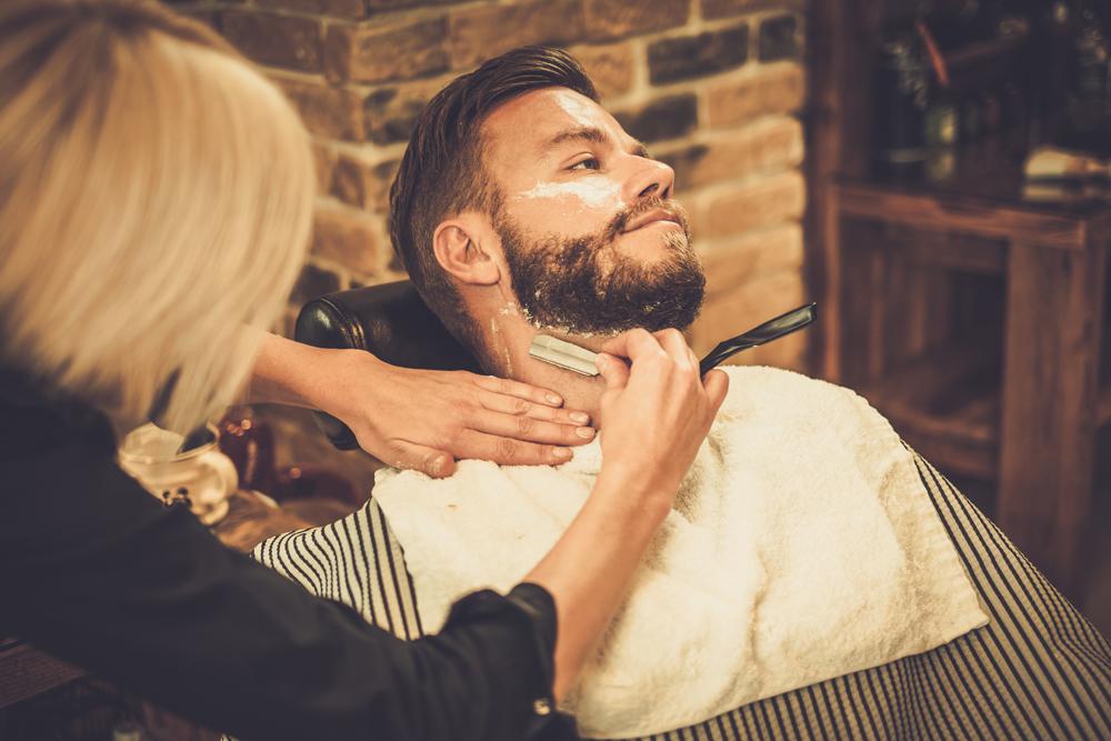 soin de barbe