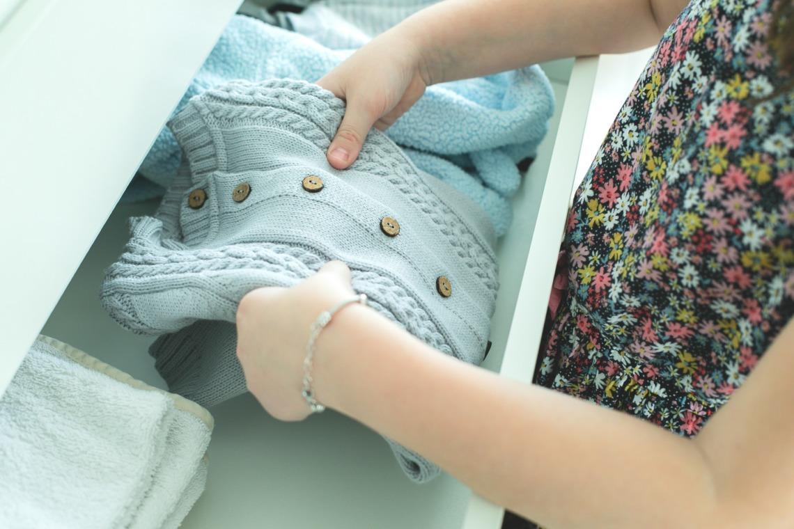 prendre soin des vêtements