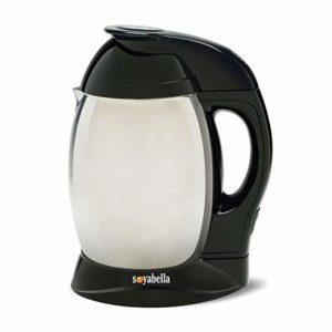Faire du lait végétal avec le Soyabella