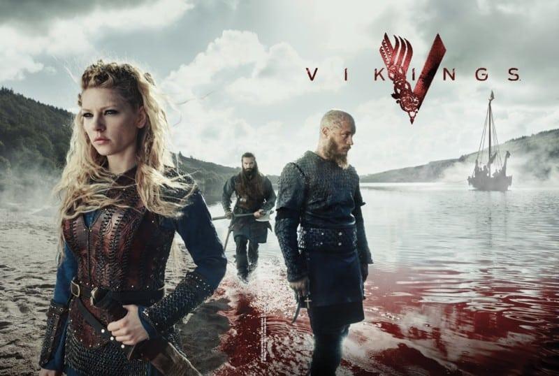 succès série vikings