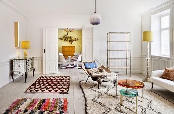 tapis berbères marocains