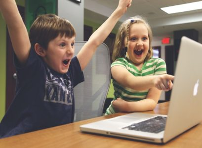 technologie et enfants