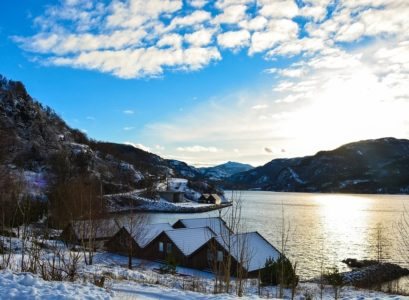 vacances en scandinavie hiver
