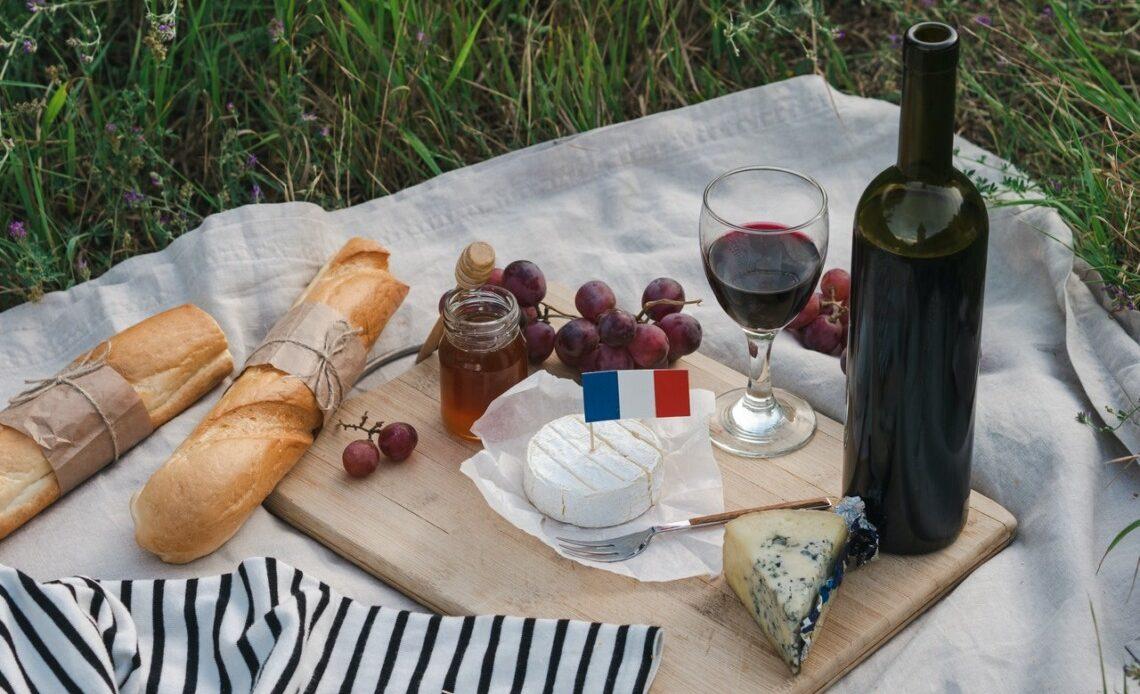 week-end passionnant en France